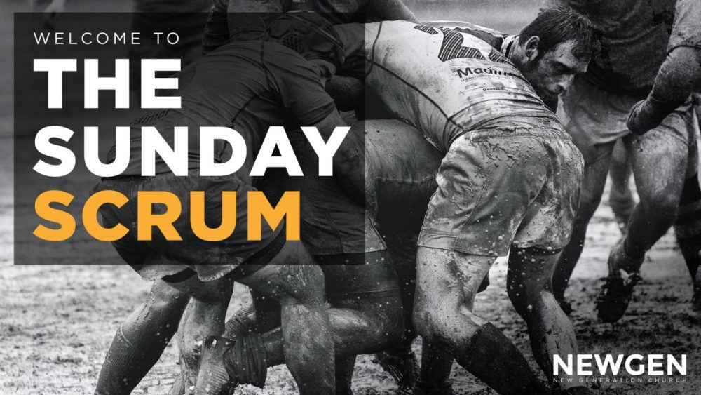 The Sunday Scrum